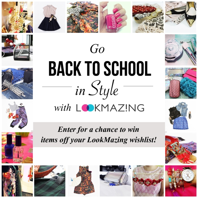 LookMazing Back To School