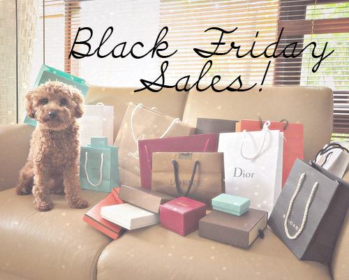 Black Friday Sales for Fashion and Beauty