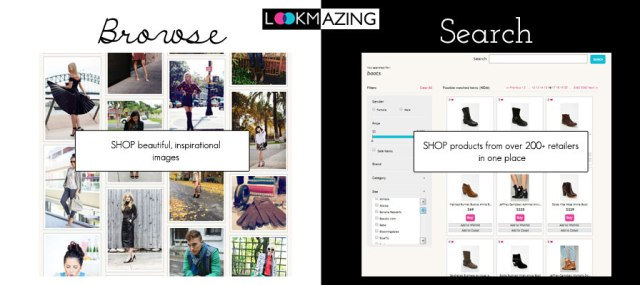 Browse and Search for all things fashion and beauty on LookMazing