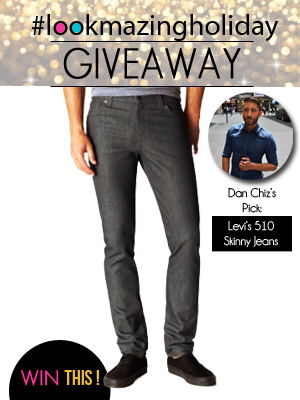 LookMazing Holiday Giveaway DanChiz
