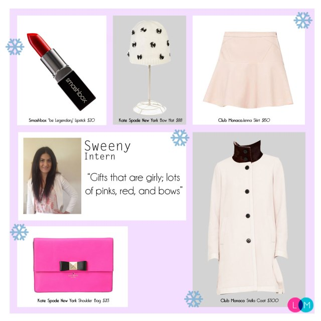 LookMazing Gift Guide Sweeny