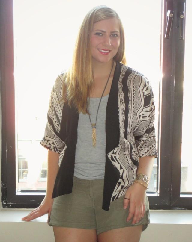 Rachel's Lookbook- New York Day 1