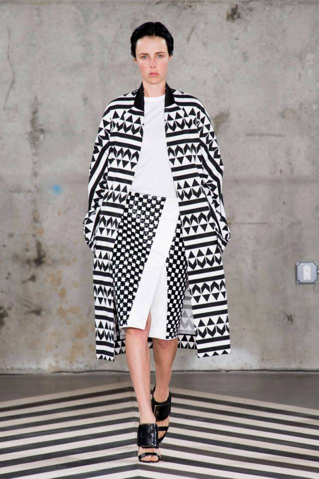 Edun: Black and White