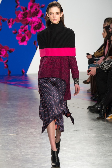 Thakoon Fuschia Color